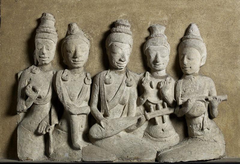 Dvaravati Thailande