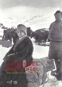 Couverture Alexandra David-Néel